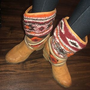 Lightly used Steve Madden booties!